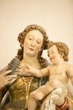 Statue St. Mary Munich Stock Image
