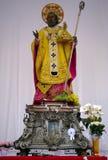 Statue of St. Nicholas Stock Photos