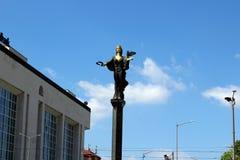 Statue st sofia stock image