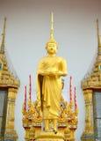 Statue of standing buddha Royalty Free Stock Photo