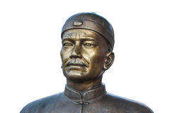 Statue. S in the sights of Chinese Royalty Free Stock Images