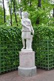 Statue in Summer Garden. Stock Images