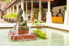 Statue sur l'île de Phuket, Thaïlande Image libre de droits