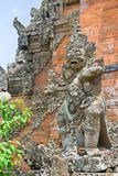 Statue at Temple Royalty Free Stock Photos