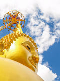 Statue Temple Thailand. UBON RATCHATHANI, THAILAND - July 14: Temple Thailand Stock Images