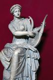 Statue of Terpsichore Stock Image