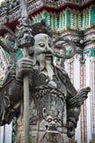 Statue thaïe Photographie stock libre de droits
