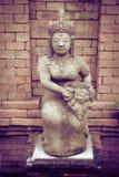 Statue thaïe Photos libres de droits