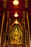 Statue Thaïlande Phitsanulok de Bouddha image libre de droits
