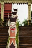 Statue of Thai masked Stock Image