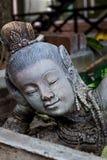 Statue thailändisch Lizenzfreies Stockfoto