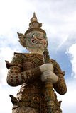 Statue in Thailand Stock Photography