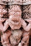 Statue. Thailand Stock Photo