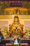 Statue in Thean Hou Temple at Kuala Lumpur Royalty Free Stock Photos