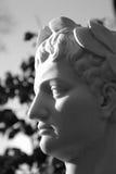 Statue of Titus Flavius Vespasianus. The Roman emperor. Royalty Free Stock Image