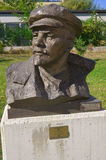 Statue to Lenin Stock Images