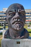 Statue to Lenin Royalty Free Stock Photography