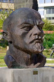 Statue to Lenin Royalty Free Stock Image