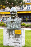 Statue to Quincy Jones, Montreux Royalty Free Stock Photo