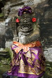 Statue traditionnelle de Bali Photographie stock