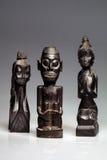 Statue tribali dei Fotografia Stock