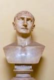 Statue in Vatican museum stock photos