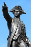 Statue - VendÃ'me - Frankreich Lizenzfreies Stockfoto