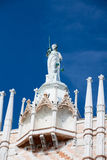 Statue in Venice Stock Photos