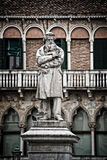 A statue in Venice Stock Photography