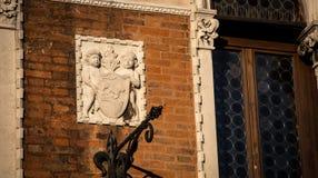 statue venice Stock Photography
