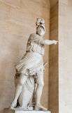 Statue in Versailles Stockfoto