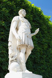 Statue in Versailles garden Royalty Free Stock Photos