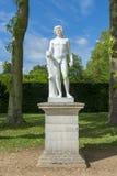 Statue in Versailles-Garten, Paris, Frankreich lizenzfreie stockbilder