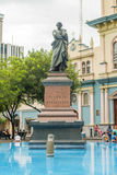 Statue of Vicente Rocafuerte in Guayaquil, Ecuador Royalty Free Stock Photos
