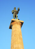 Statue of Victory, Belgrad Royalty Free Stock Photos