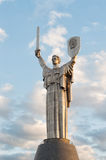 Statue of victory Royalty Free Stock Photography