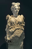 Statue of Victory, Philippi, Greece Royalty Free Stock Photography