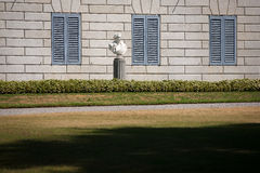 Statue, Villa Melzi, Lake Como Stock Photography
