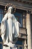Statue Of Virgin Mary Royalty Free Stock Photos