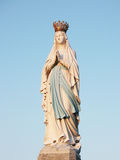 Statue Of Virgin Mary Royalty Free Stock Images