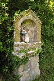 Statue of the Virgin Mary Royalty Free Stock Image
