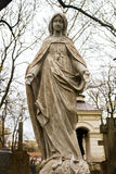 Statue of Virgin Mary Stock Image