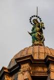 Statue of the Virgin Mary, Santa Maria della Salute church, Veni Royalty Free Stock Images