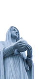 Statue of Virgin Mary, Vietnam, Ho Chi Minh City, Notre Dame Cathedral Royalty Free Stock Images