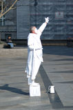 Statue vivante Image stock