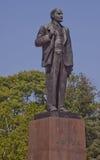 Statue of Vladimir Lenin in Sochi, Russia Royalty Free Stock Image