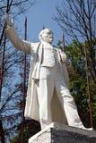 Statue of Vladimir Lenin Royalty Free Stock Photo