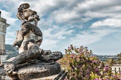 Statue von Achilles Lizenzfreie Stockfotografie