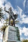 Statue von Achilles Stockfotos