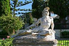 Statue von Achilles Stockfoto